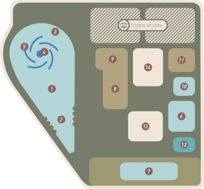 Plan bassins