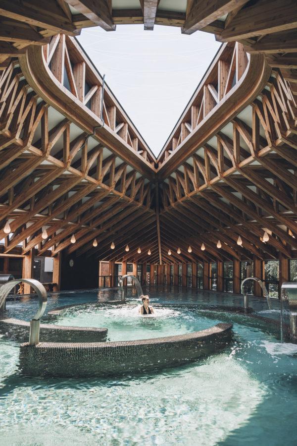 bassins du séquoia