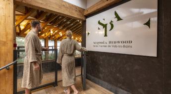 spa séquoia redwood - Ardèche