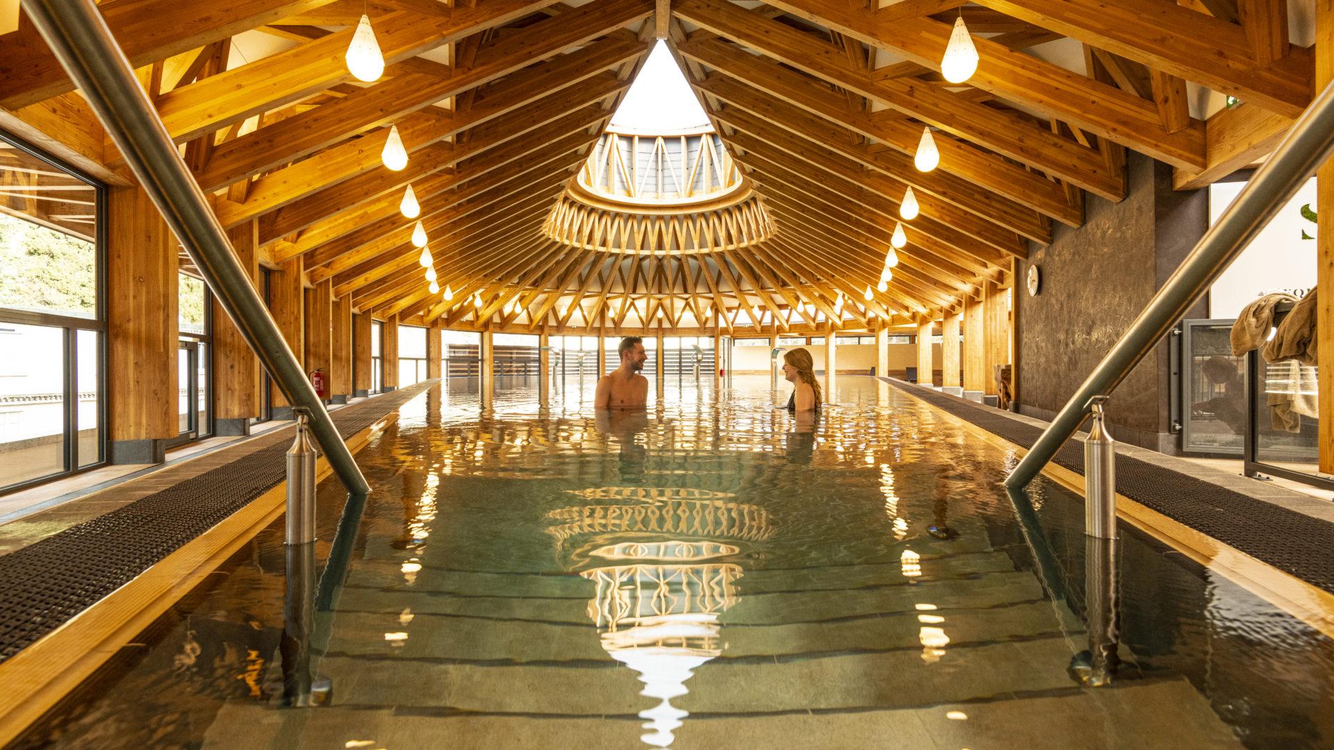 Thermes de Vals-les-Bains : Cures thermales et Spa en Ardèche